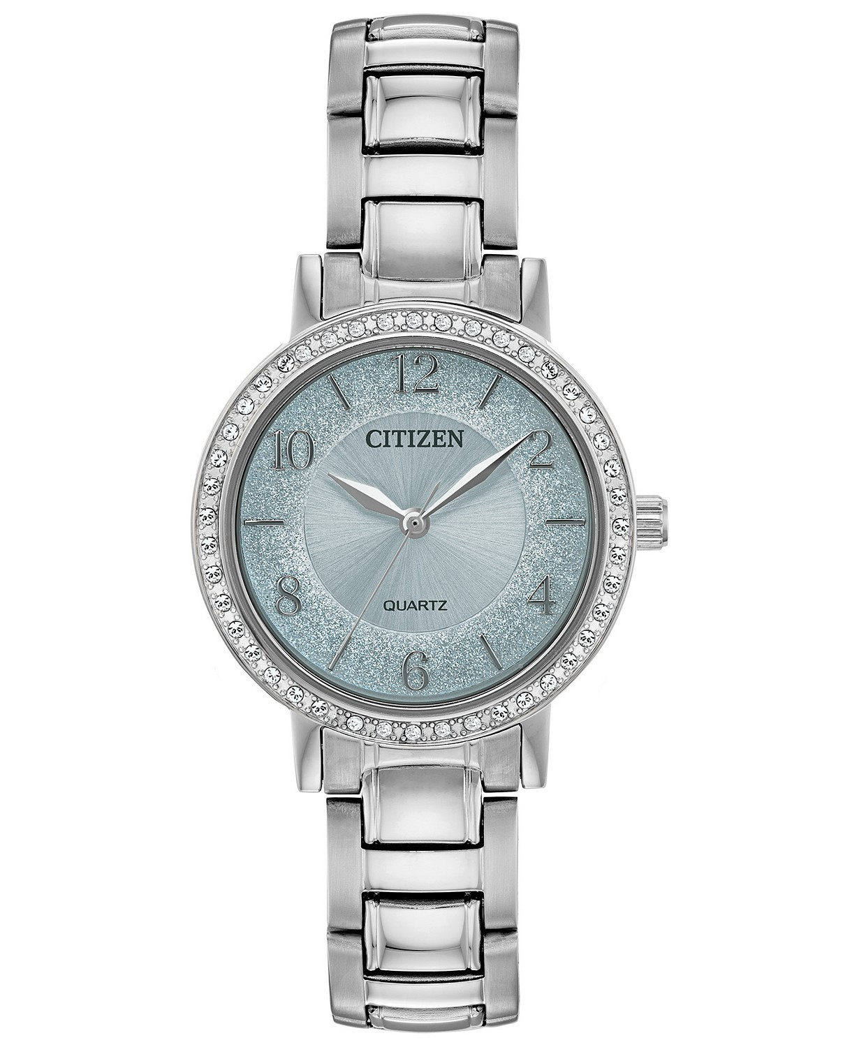 Citizen Women's Quartz Stainless Steel Bracelet Watch 31mm