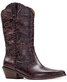Bergamo Western Mid-Shaft Boots