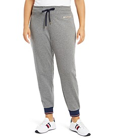 Plus Size Jogger Sweatpants