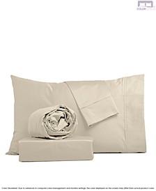 Silky Touch Sateen Silky Sheet Set- Full