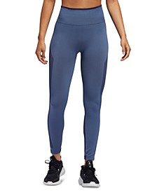 Women's PrimeKnit Believe This Seamless Colorblocked Leggings
