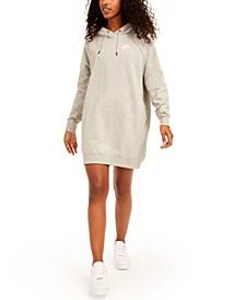 Women's Sportswear Essential Fleece Hoodie Dress
