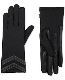 Isotoner Signature smartDRI® Chevron Stretch Touchscreen Gloves