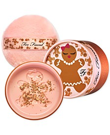 Gingerbread Sugar Kissable Body Shimmer