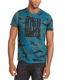 Men's High Roller Camo T-Shirt