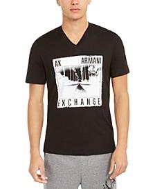 Men's Photo Graphic T-Shirt
