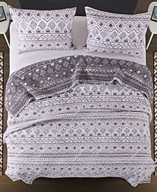 Denmark Quilt Set, 3-Piece Full/Queen