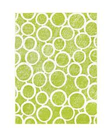 """Tanja Modern Green 5'2"""" x 7'2"""" Area Rug"""