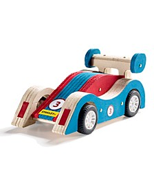 DIY Pull Back Racing Cars Kit