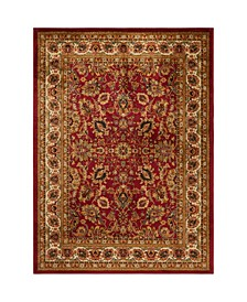 "CLOSEOUT! Global Rug Design Primacy PRI07 Red 7'8"" x 10'4"" Area Rug"
