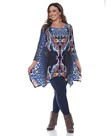 Plus Marlene Top/Tunic