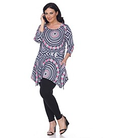 Plus Size Maji Tunic