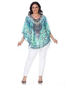 Plus Size Tamati Top