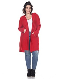 Plus Size Women's North Cardigan