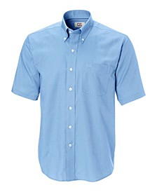 Men's Short Sleeve Nailshead Shirt