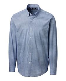 Men's Soar Windowpane Shirt
