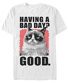 Men's Having A Bad Day Short Sleeve T-Shirt