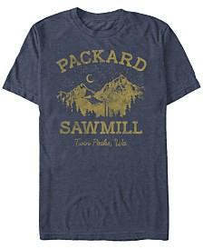 Twin Peaks Men's Packard Sawmill Short Sleeve T-Shirt