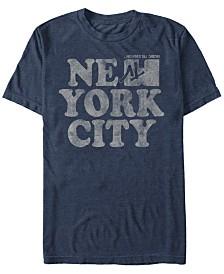 MTV Men's New York City Logo Short Sleeve T-Shirts