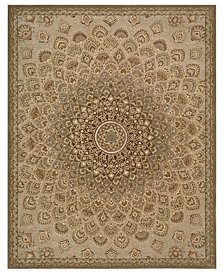 Nourison Rugs, Wool & Silk 2000 2262 Multicolor