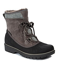 Springer Waterproof Thermal Cold Weather Women's Boot