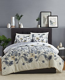 Sandrine 3-Pc. Comforter Mini Sets, Created for Macy's