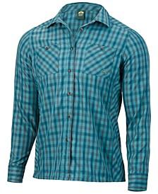 EMS® Women's Quinnipiac Moisture-Wicking Plaid Flannel Tech Shirt