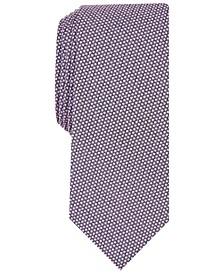 Men's Knit Geo-Print Tie, Created For Macy's