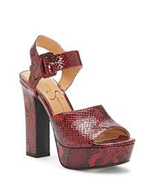 Naenia Platform Sandals