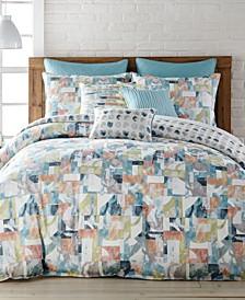 Marley Queen 3 piece Comforter Set