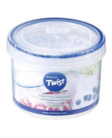 Lock n Lock Easy Essentials™ Twist 12-Oz. Food Storage Container