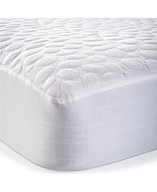 Pebbletex Organic Cotton King Mattress Protector