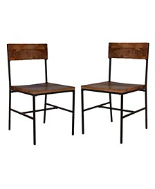Easley Dining Chair (Set of 2), Quick Ship