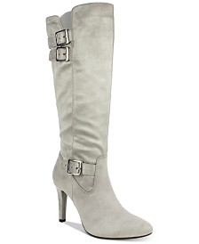 Rialto Cahoon Buckle Dress Boots