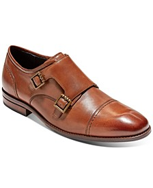 Men's Warner Grand Monk Oxfords
