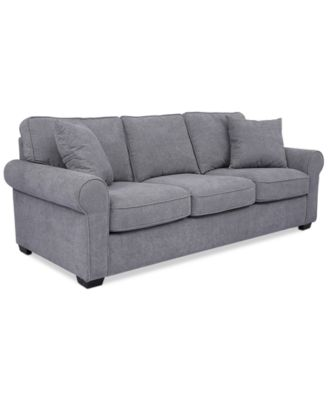 "Ladlow 90"" Fabric Sofa, Created for Macy's"