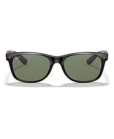 Ray-Ban NEW WAYFARER Sunglasses, RB2132M 55