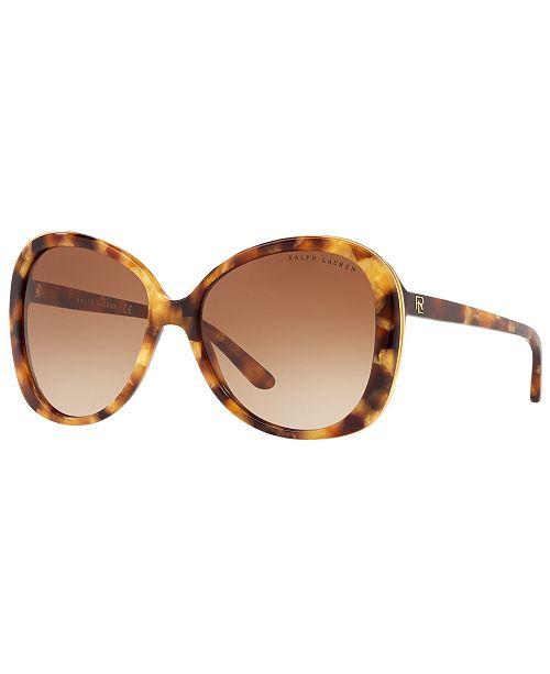 Ray-Ban Ralph Lauren Sunglasses, RL8166 57