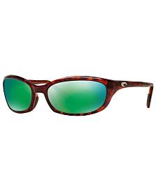 Costa Del Mar Unisex Polarized Sunglasses