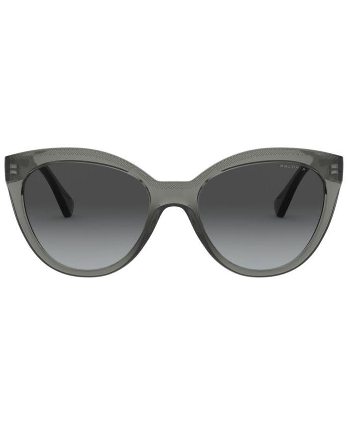 Ralph by Ralph Lauren Polarized Sunglasses, RA5260 53 & Reviews - Sunglasses by Sunglass Hut - Handbags & Accessories - Macy's