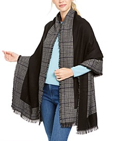 Menswear Blanket Wrap