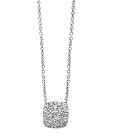 BOUQUET By EFFY Diamond (1/2 ct. t.w.) Pendant in 14k White Gold