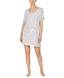 Printed Tunic Nightgown