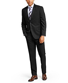 Solid Modern-Fit Suit