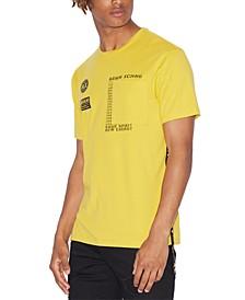 Men's Extended Side Tape T-Shirt