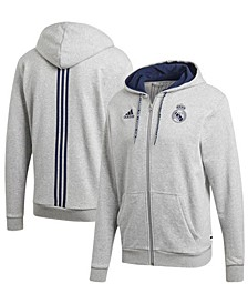 Men's Real Madrid Club Team Full-Zip Hoodie