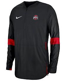 Nike Men's Ohio State Buckeyes Lightweight Coaches Jacket
