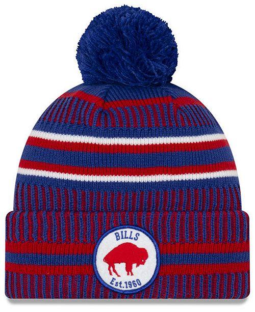 New Era Buffalo Bills Home Sport Knit Hat
