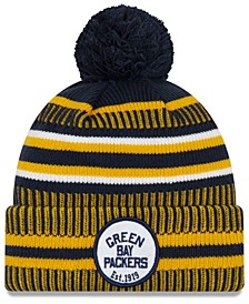 Green Bay Packers Home Sport Knit Hat
