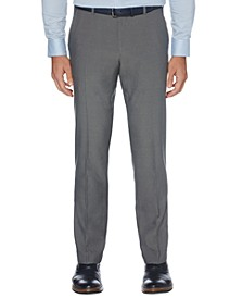 Portfolio Men's Modern-Fit Performance Stretch Subtle Pattern Dress Pants